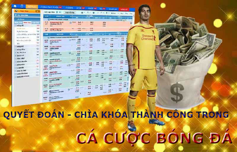 Image result for ca cuoc bong da